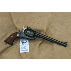 RUGER BLACKHAWK IN 30 CARBINE CAL, A RARE VERSION  OF THE BLACKHAWK, 90-95% OVERALL, HAND CHECKERED
