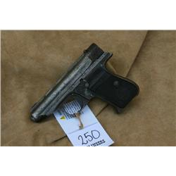 JP SAUER, EARLY 32 CAL PISTOL, ROUGH FINISH  (H)8363, 163437