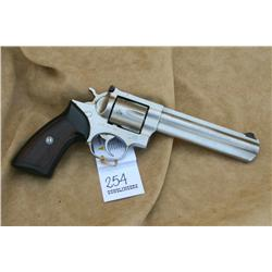RUGER GP100, 357 CAL, 6 IN STAINLESS, (H)A4729,  17095139