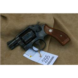S&W MODEL 10-5, PIN BARREL, 38 CAL, LITTLE TO NO  USAGE ON THIS ONE (H)A4540, D670235