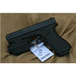 GLOCK MODEL 37, 45 GAP CAL, HAS GLOCK LITE, AS NEW  IN BOX(H)A4539, FUD044