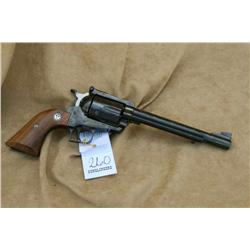 "RUGER BLACKHAWK IN THE SUOER RARE 357 ""MAX"" CAL,  LOOKS TO BE UNFIRED NEW, NO BOX (H)A4638, 60002360"