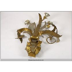 Wall Sconce {Bay Theater}