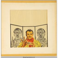 Illustrated Drawing {Ernie Kovacs Collection}