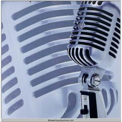 Sure Microphone Picture