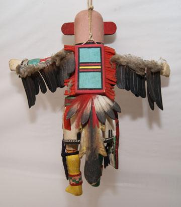 recipe: hopi eagle dancer kachina [37]