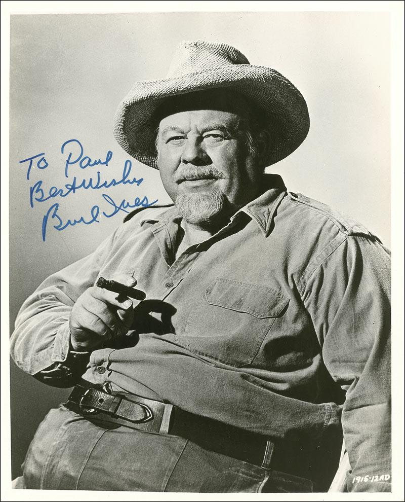 burl ives the fox went out