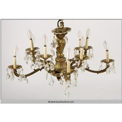 Chandelier {Perino's Collection}