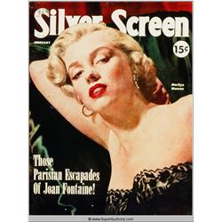 Marilyn Monroe Transparency Slides