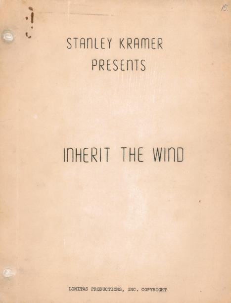 a description of the inherit the wind Struggling with jerome lawrence and robert e lee's inherit the wind check out our thorough summary and analysis of this literary masterpiece.