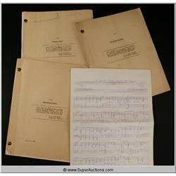 Marjorie Woodworth Script Collection