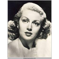 Lana Turner Photographs and Negative