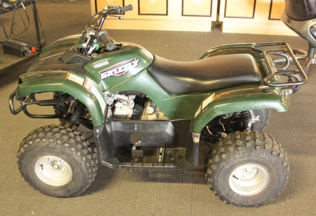 2008 yamaha grizzly 80 quad for Yamaha grizzly 80