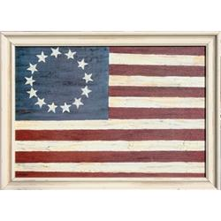 206: Bourlin - Flag 19x13
