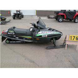 1996 Arctic Cat Wildcat http://www.icollector.com/1996-Arctic-Cat-Wildcat-700-EFI_i9339673