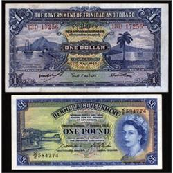 Caribbean and Related Banknote Assortment. 