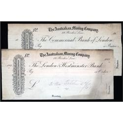 Australian Mining Company Proof Checks.