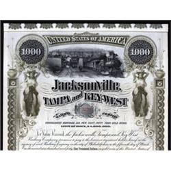 Jacksonville, Tampa and Key West Railway Company