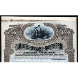 Duluth, Missabe and Northern Railway Company