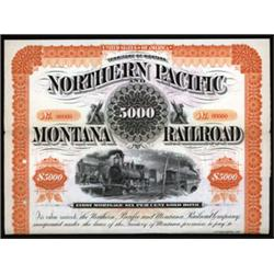 Northern Pacific and Montana Railroad