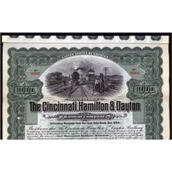 Cincinnati, Hamilton and Dayton Railway Company