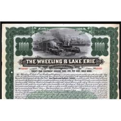 Wheeling & Lake Erie Railroad Company