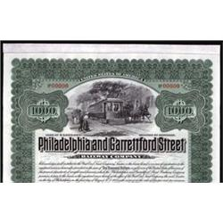 Philadelphia and Garrettford Railway Company