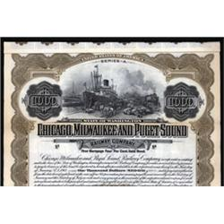 Chicago, Milwaukee and Puget Sound Railway Company