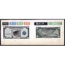 Central Bank of the Philippines Essay Banknote.