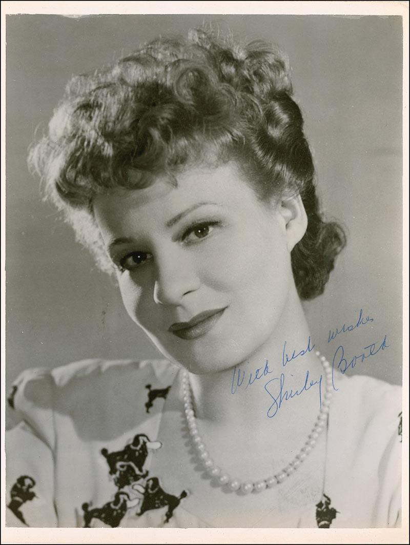 shirley booth interview