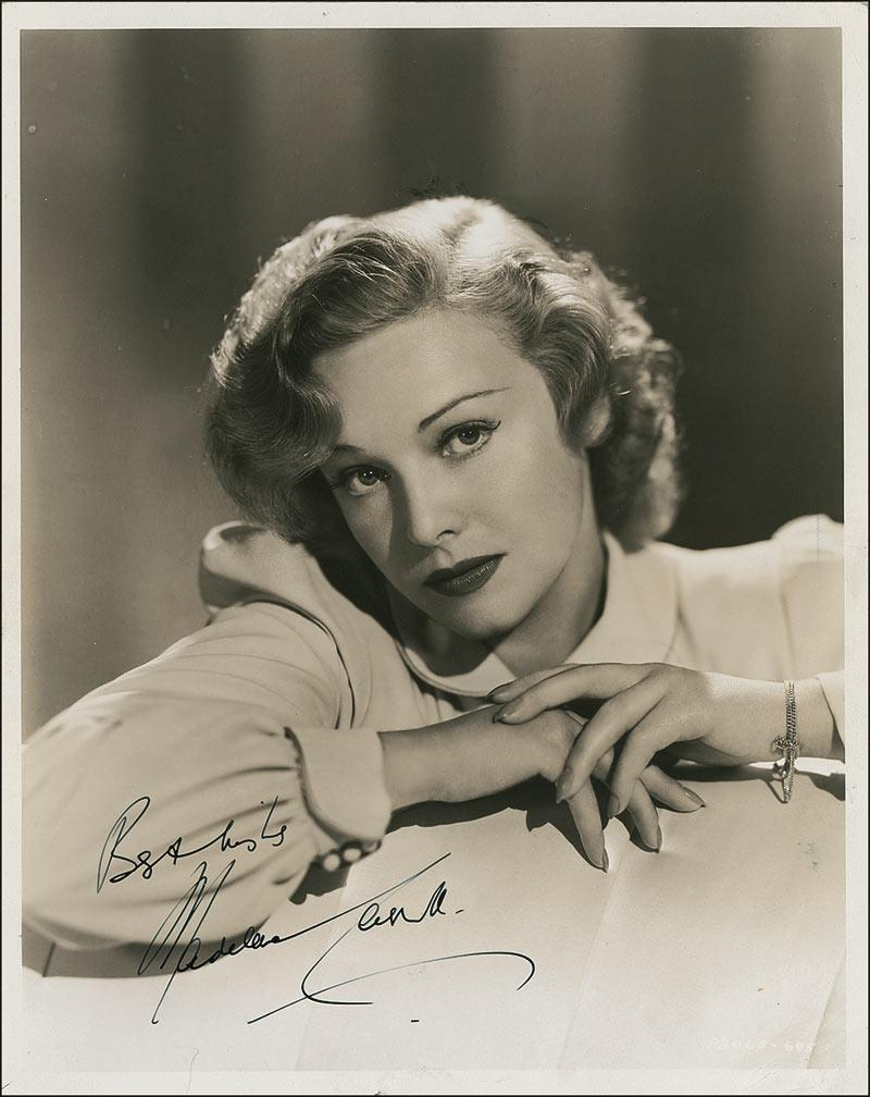 Madeleine Carroll Madeleine Carroll new pictures