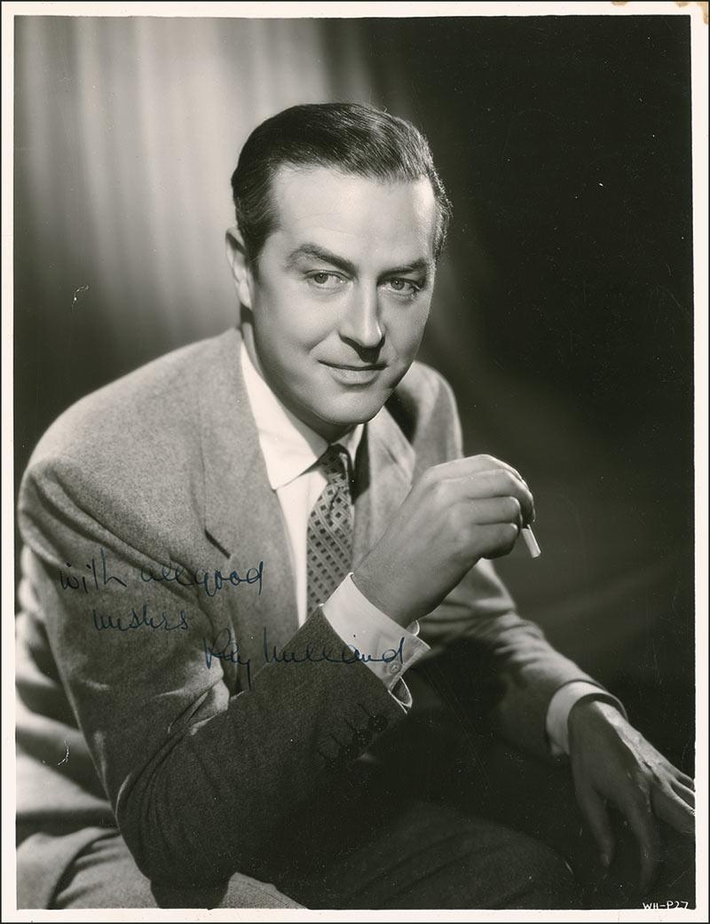 ray milland youtube