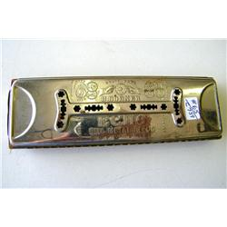 M.Hohner HARMONICA Echo Bell Metal Reeds -