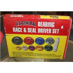 U.S General Bearing Race & Seal Driver Set