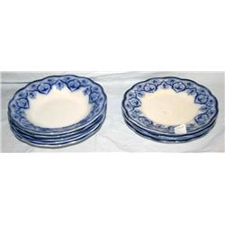 Antique Plates and Bowls by Libertas Prussia