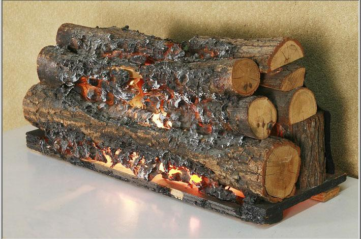 Electric Logs For Fireplace Berg Home Design - Electric logs for fireplace