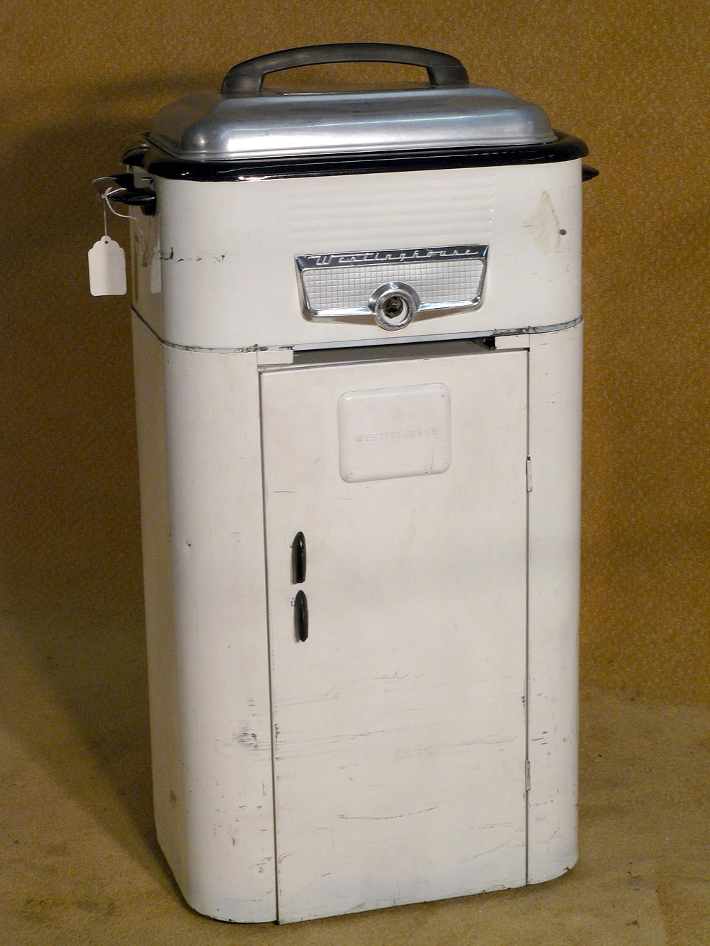 Vintage 1940 39 s gas westinghouse oven and roaster - Westinghouse and living ...