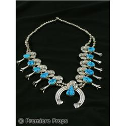 Poltergeist III Tangina (Zelda Rubenstien) Hero Necklace Movie Props