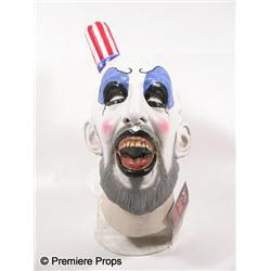 House of 1,000 Corpses Captain Spaulding (Sid Haig) Movie Props
