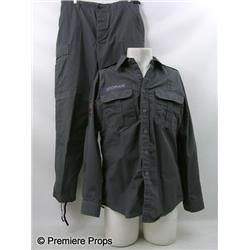 Armored Cochrane (Matt Dillon) Uniform Movie Costumes