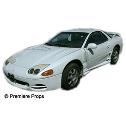 Halloween II Laurie Strode (Scout Taylor-Compton) Mitsubishi 3000 GT Car