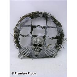 Halloween II Plastic Skeleton Movie Props