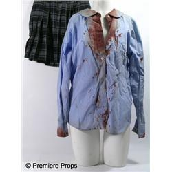 Rise Tricia (Margo Harshman) Bloody Movie Costumes