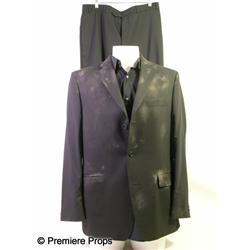 Resident Evil Afterlife Albert Wesker (Shawn Roberts) Suit Movie Costumes