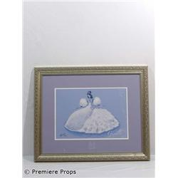 """Enchanted"" Framed Chroma Cel"