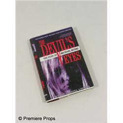 Halloween The Devil's Eyes Book Movie Props