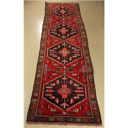 A North Western Persian Wool Runner.