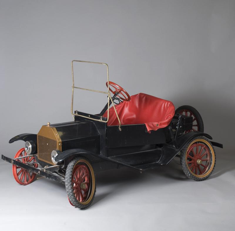Shriner Model T Car Parts