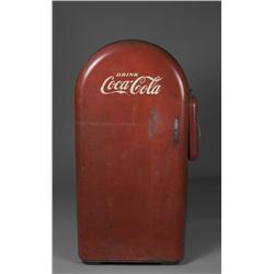 "Jacobs 35 ""Mailbox"" Coca Cola ® Nickel Machine"
