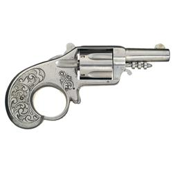 Rare James Reid New Model Knuckle Duster Single Action Revolver